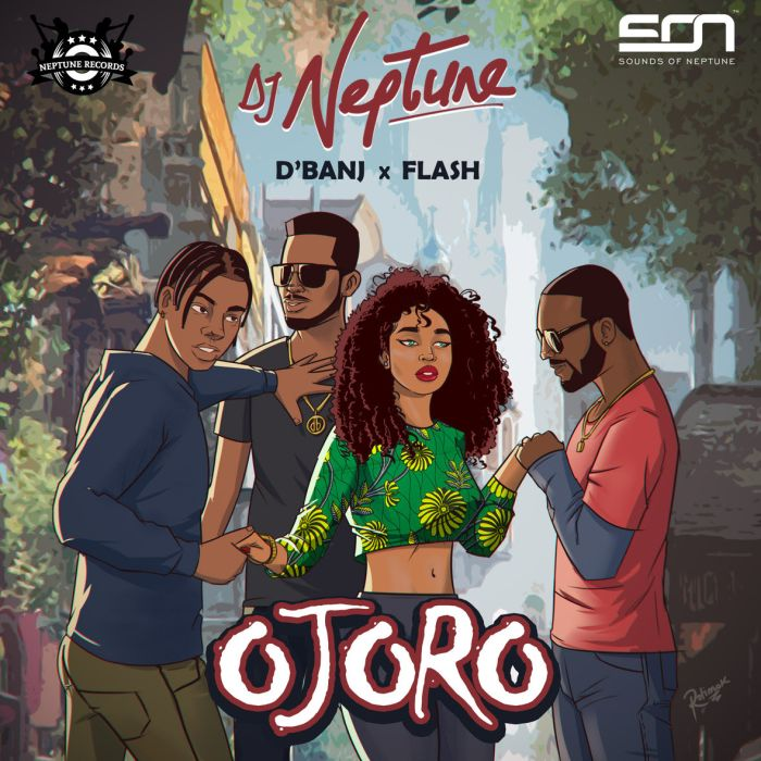 DJ Neptune Ft. D'banj x Flash – Ojoro