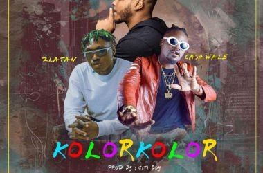 Sina Rambo x Zlatan x Cash Wale – Kolor Kolor