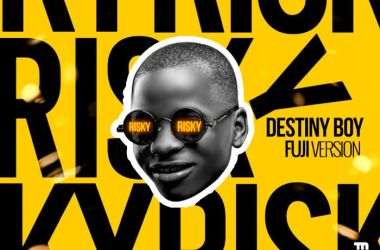 Destiny Boy – Risky Cover (Fuji Version)