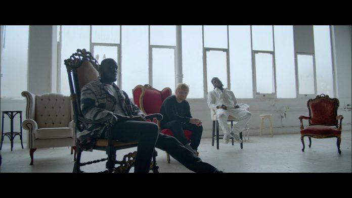 Stormzy – Own It ft. ED Sheeran x Burna Boy