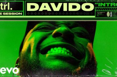 Davido – Intro (Live Session)