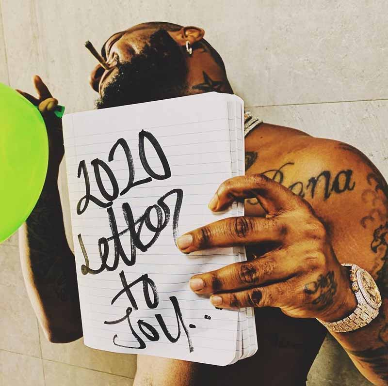 Davido – Letter To You