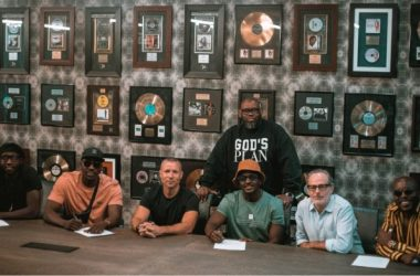 Sauti Sol Signs Music Deal With Universal Music Africa