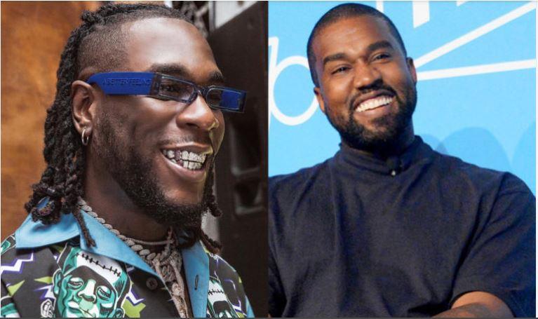 Burna-Boy x Kanye-West