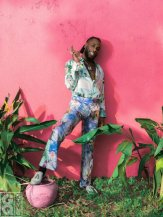 Burna Boy Features In GQ'S Spring/Summer 2020 Issue