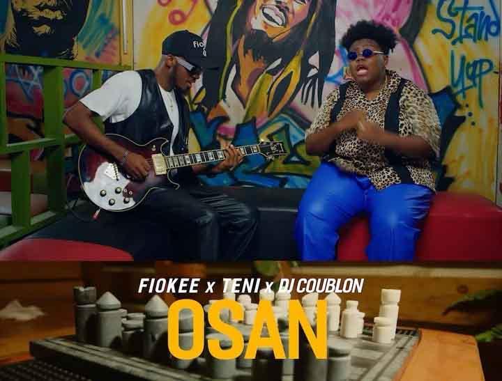 Fiokee x Teni – Osan (Official Video)