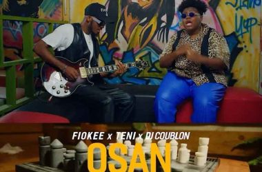 Fiokee x Teni – Osan (Official Video)