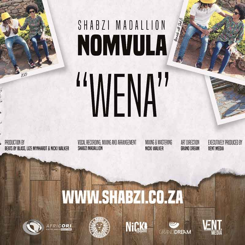 "Shabzi Madallion - ""Wena"""