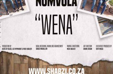 """Shabzi Madallion - """"Wena"""""""