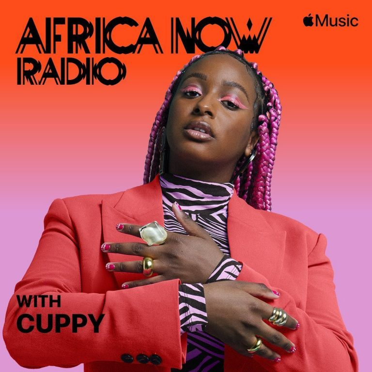 DJ Cuppy Becomes First African Radio Host On Apple Music