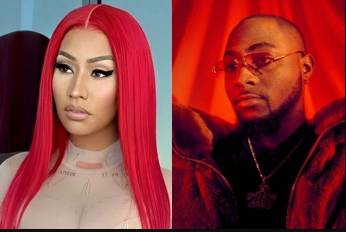 Davido x Nicki Minaj
