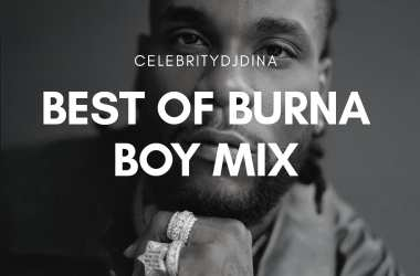 Celebrity DJ Dina - Best Of Burna Boy Mix