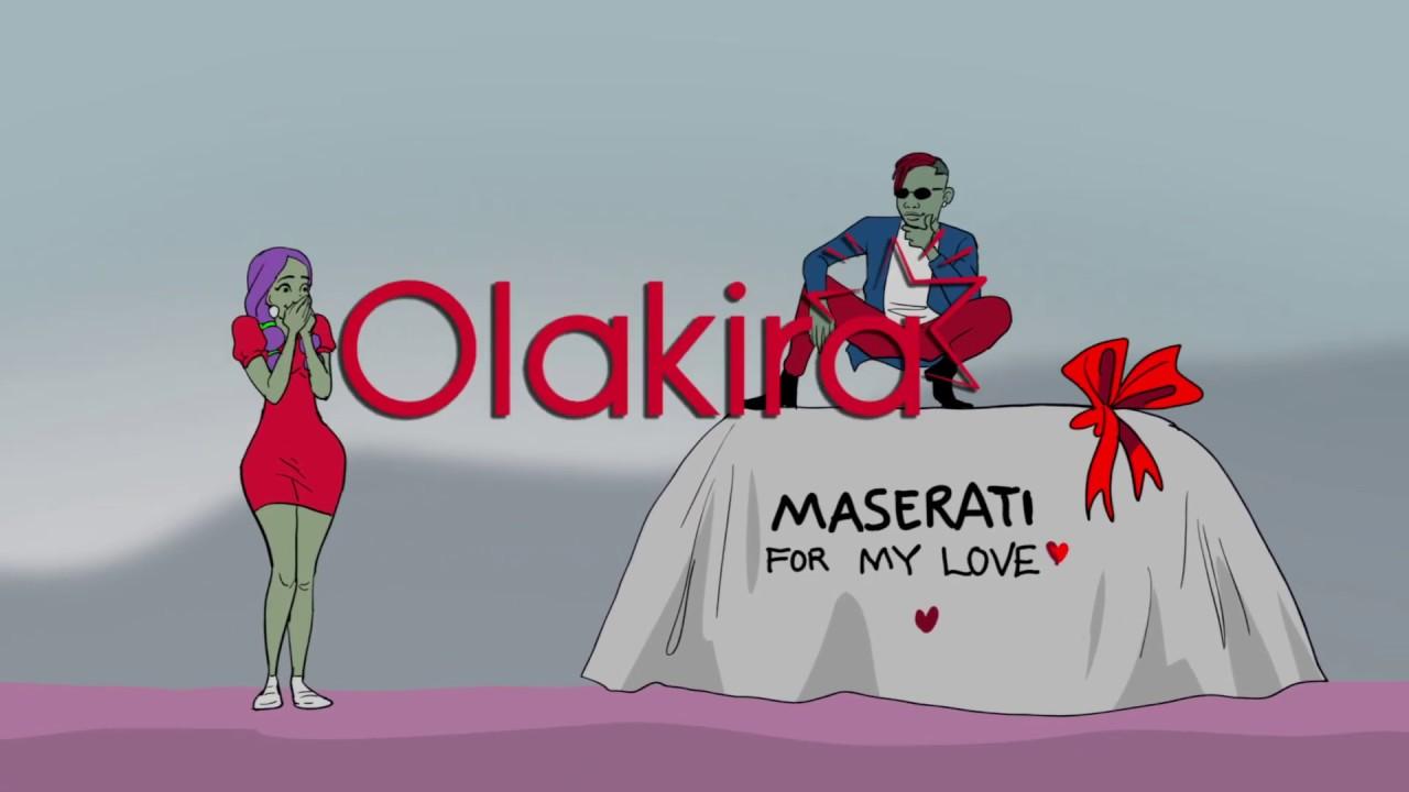 Olakira – In My Maserati (Visualizer)