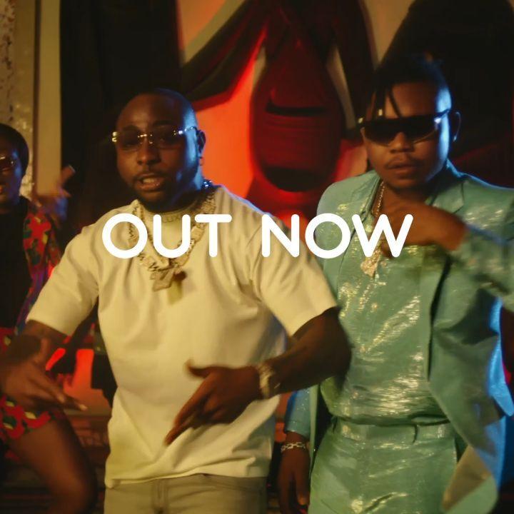 Olakira ft. Davido – Maserati (video)