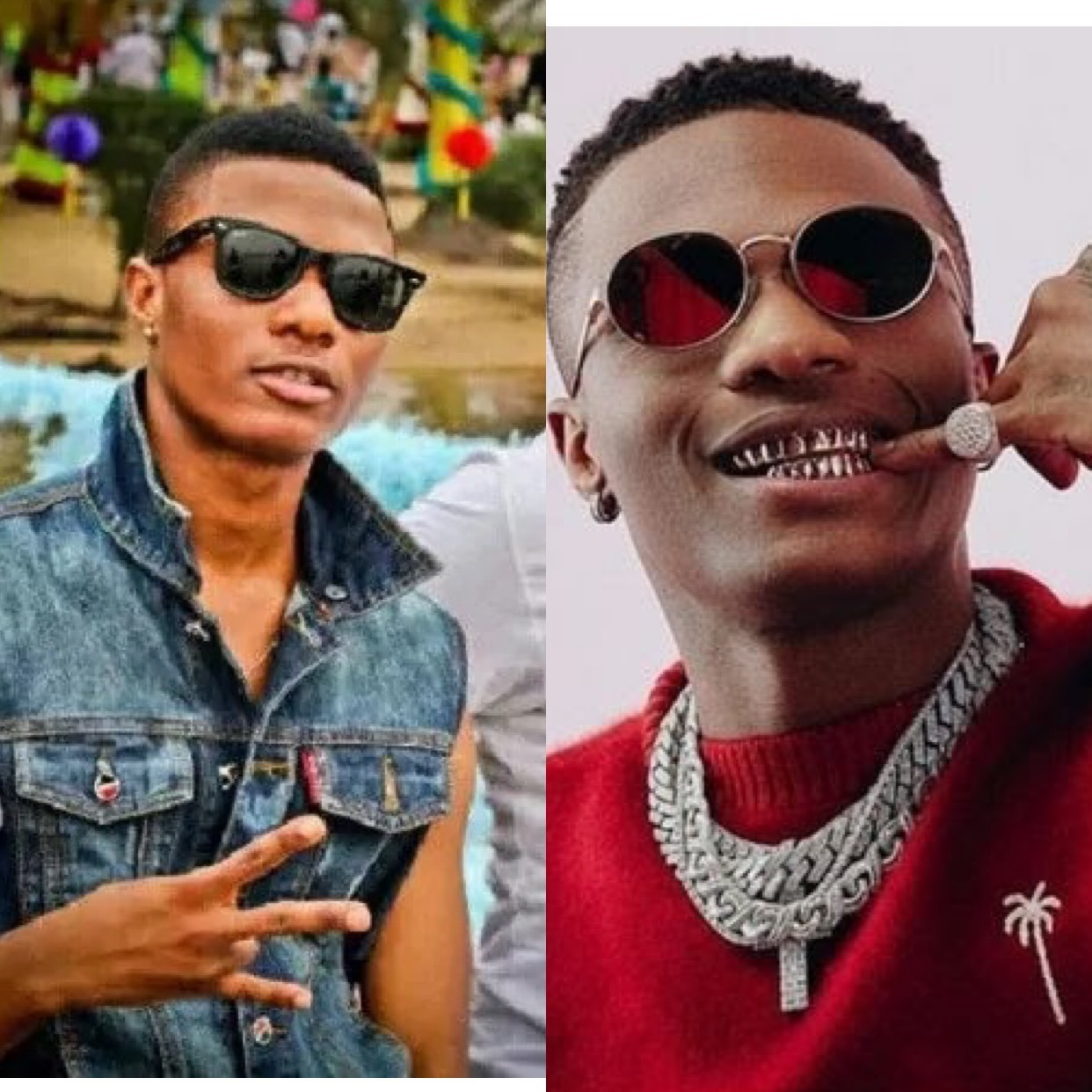 Old Wizkid Or New Wizkid