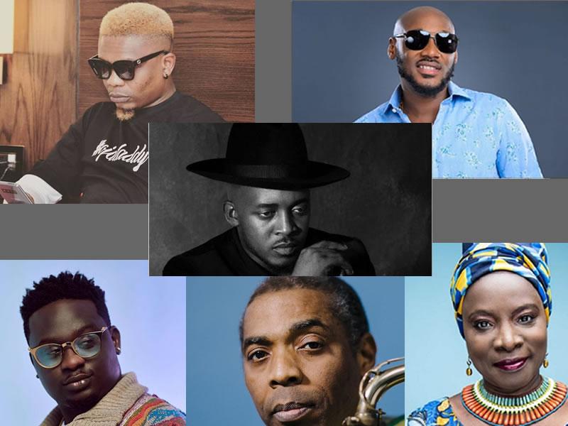 Top Legendary Musicians Still Buzzing The Music Industry
