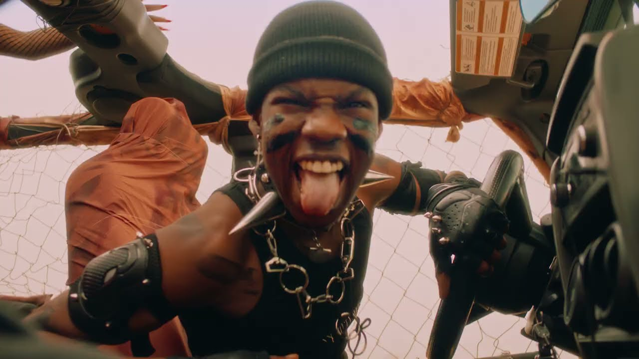 Rema – Bounce (Official Music Video)