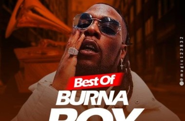 DJ Magic – Best Of Burna Boy Mixtape