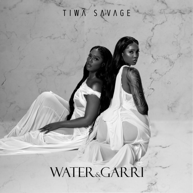 """Tiwa Savage Drops """"Water & Garri"""" EP"""