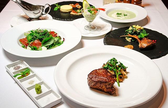 大阪でステーキの低糖質コースが始まりました