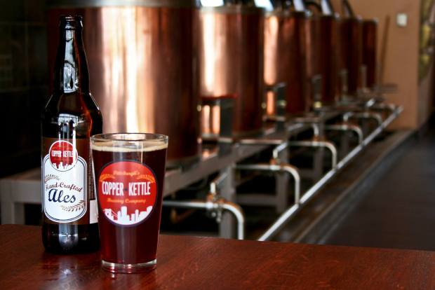 Copper Kettle Brewing Company/ Facebook