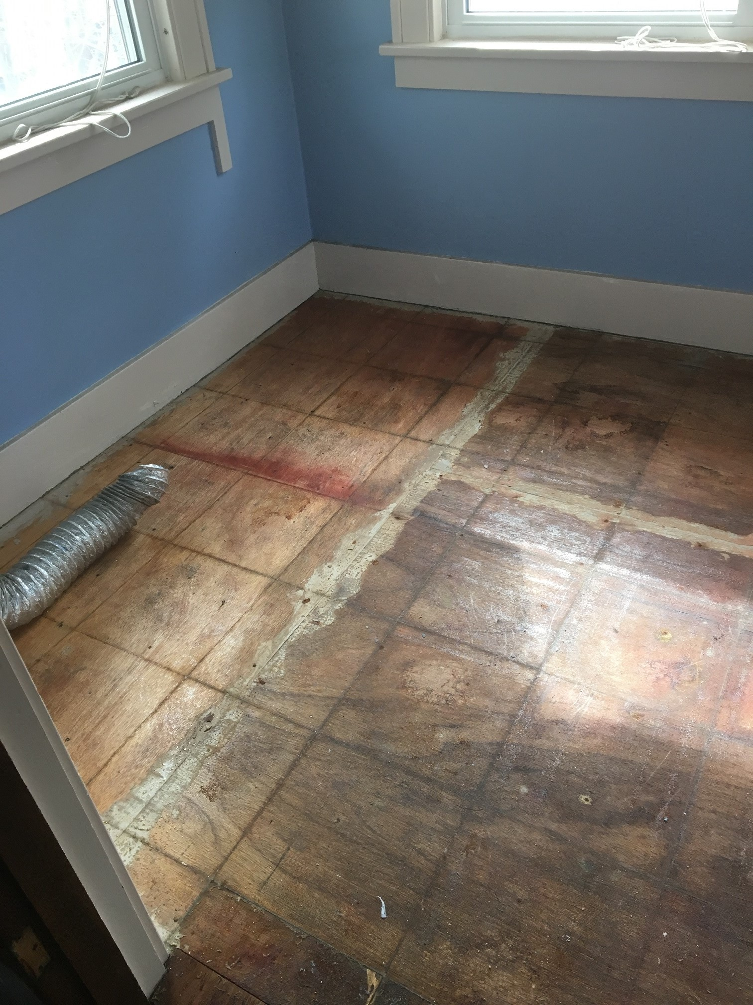 How to install groutable tile without burning your house down if there are any lumps in the subfloor do some extra research before you proceed a clean flat subfloor is crucial dailygadgetfo Gallery