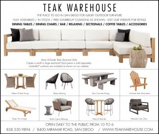 luxury outdoor furniture teak