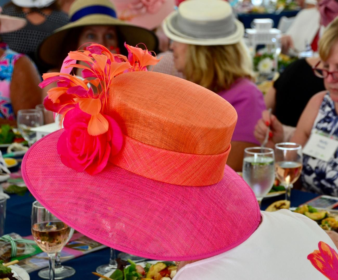 Photos From The Hats Off Luncheon 5 17 18