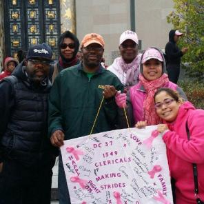 Brooklyn Striders ready to Make a Difference (Photo by Debbie Gutierrez)