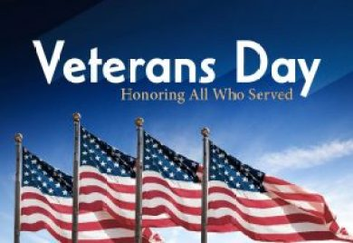 Image result for closed in observance of veteran's day november 12th