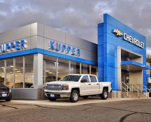 Bismarck, ND Kupper Chevrolet