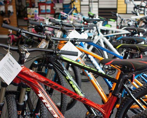 Detroit Lakes, MN Bike Shop