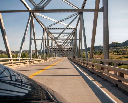 Watford City ND - Bridge