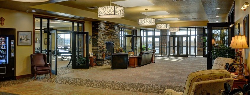 Dickinson, ND Lobby