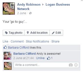 Barbara Clifford Facebook Post