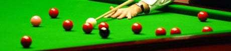 Going solo snooker star
