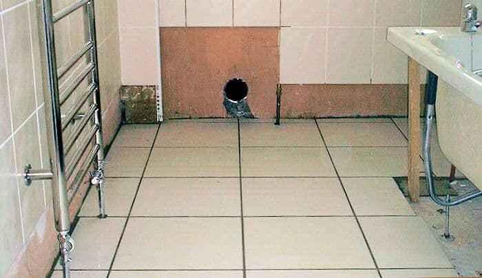 6 Days To A New Bathroom
