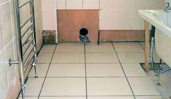 Six Days to a New Bathroom
