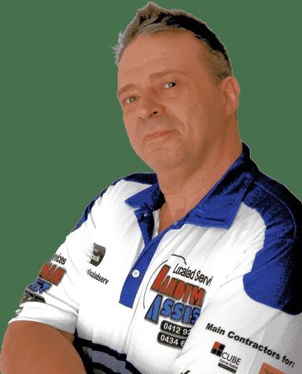 Handyman Services in Brisbane Andy Robinson