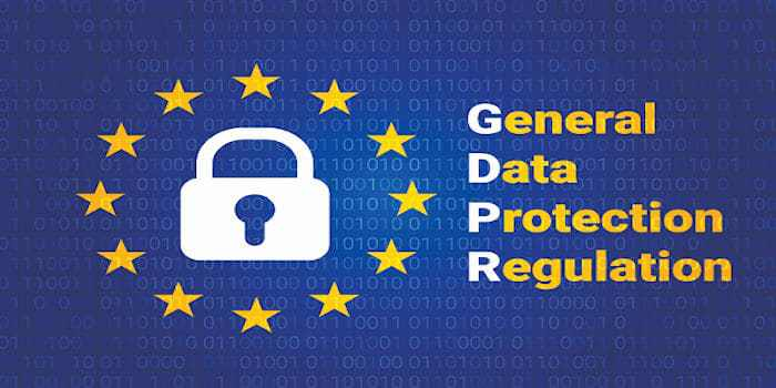 GDPR compliance General Data Protection Regulation