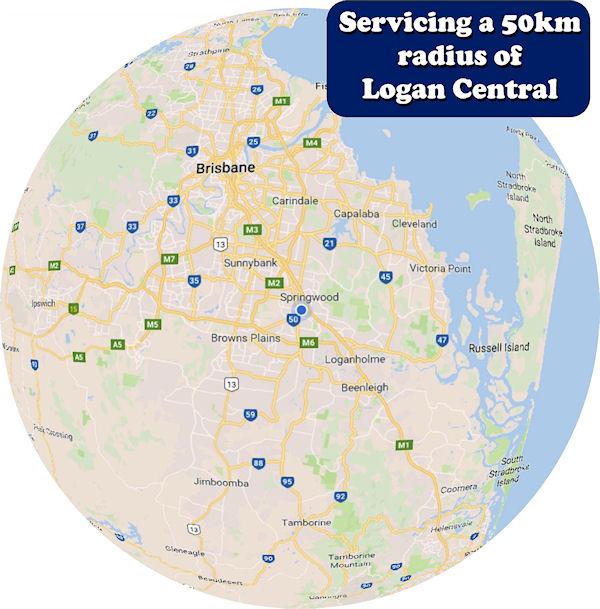 Handyman Services in Brisbane Service Range