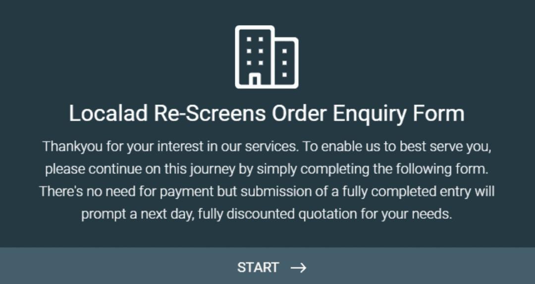 Order Enquiry Link