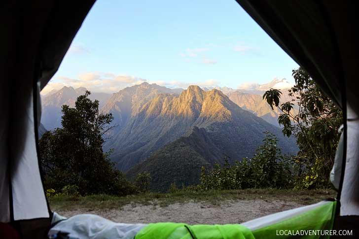 Ultimate Guide on How to Hike the Inca Trail to Machu Picchu Peru // localadventurer.com