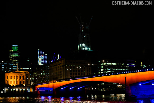What to do in London | London Bridge at night london photograph