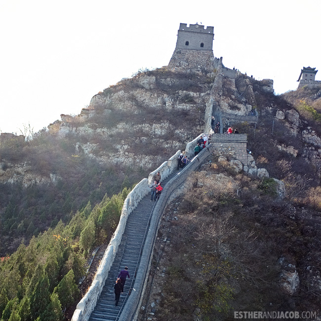the greatwall: facts about the great wall of china