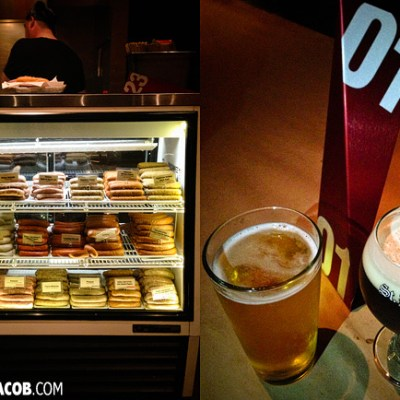 Where to Eat in LA, A weekend of Binge Eating: Wurstekuche