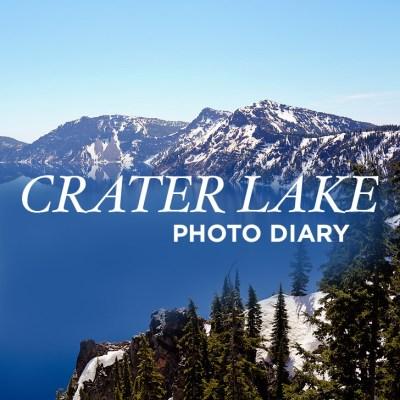 Crater Lake Photos + Travelogue // localadventurer.com