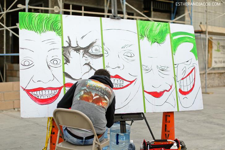 First Friday Art Walk | Las Vegas Art District.