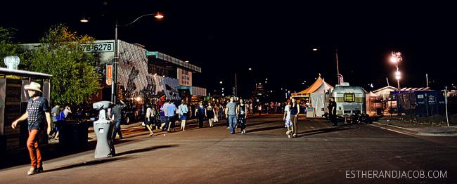 First Fridays Las Vegas Art Walk.