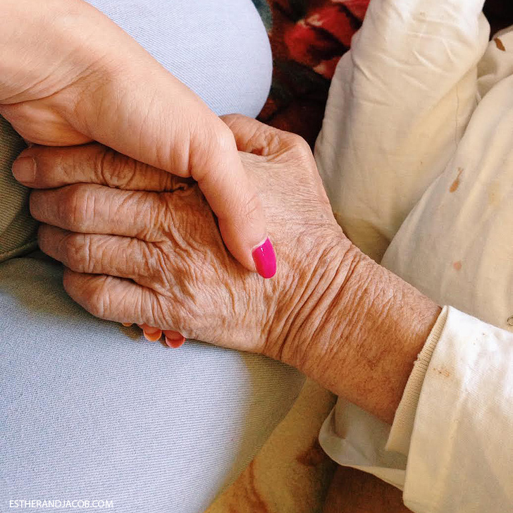 Dealing with Death & Spending Quality Time with Grandma.